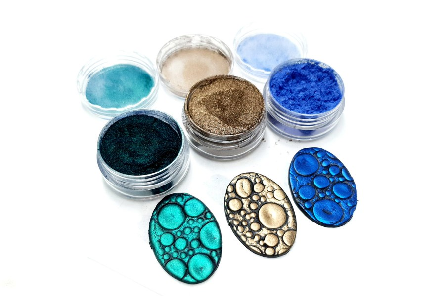 The Nature - Set of 3 Pigment powders 8