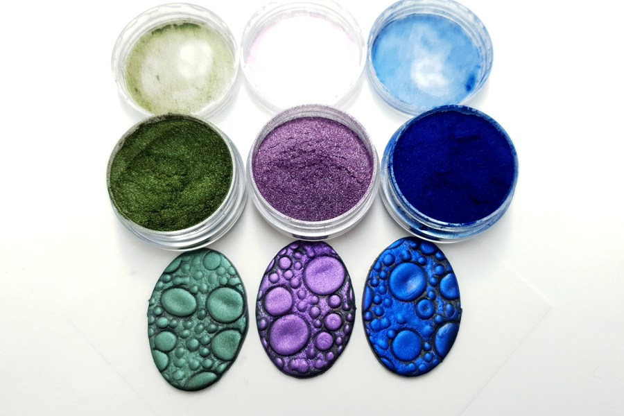 Magic Forest - Set of 3 Pigment powders 5