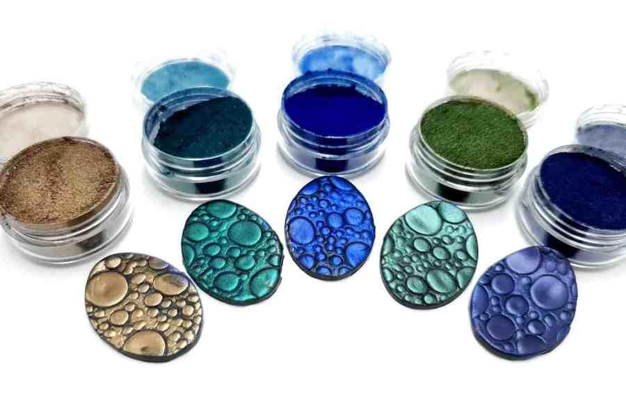 Magic Nature - Set of 5 Pigment powders 4