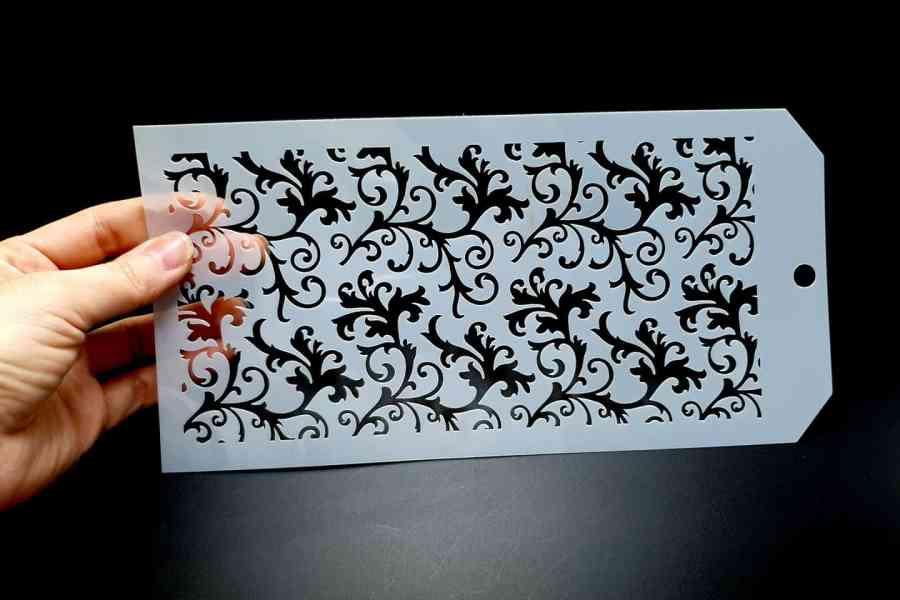 Set of 3 Natural Patterns (12x24cm) 3