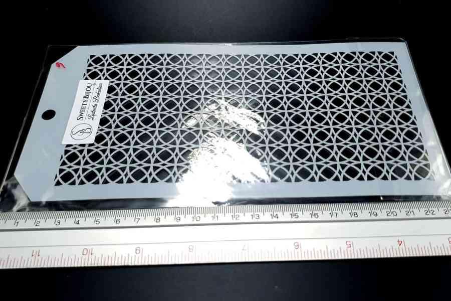 Cycled Pattern (12x24cm) 3