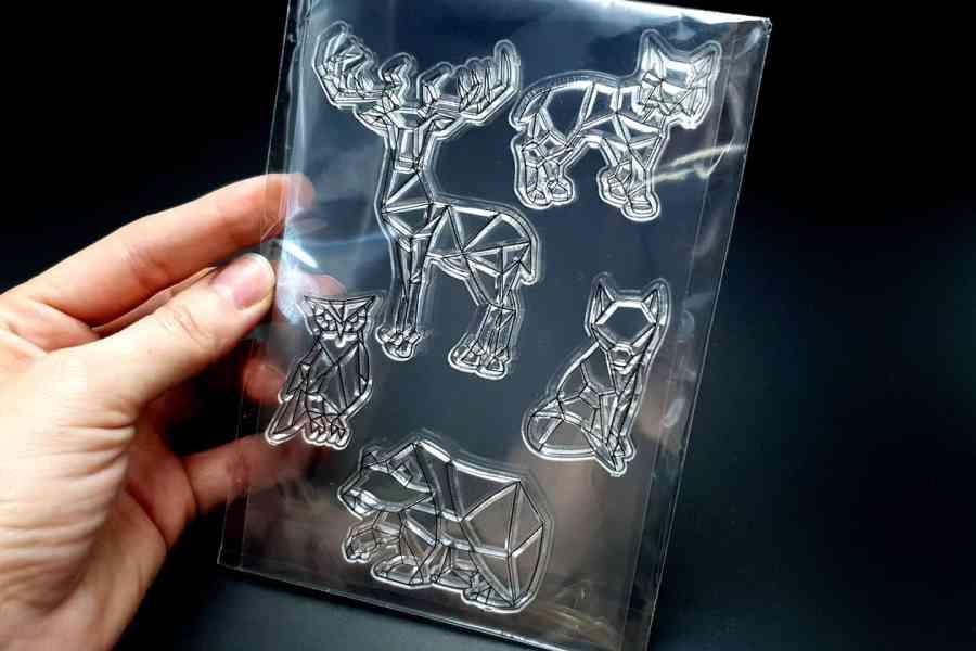 Animal Stamp (10x15cm) 3