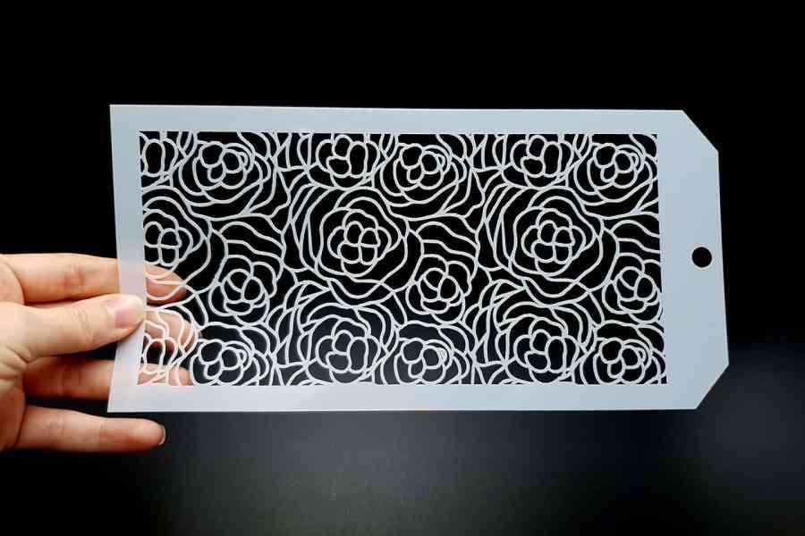 Set of 3 Natural Patterns 2 (12x24cm) 2