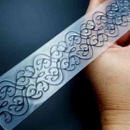 Filigree (15×3) –  Plastic Texture