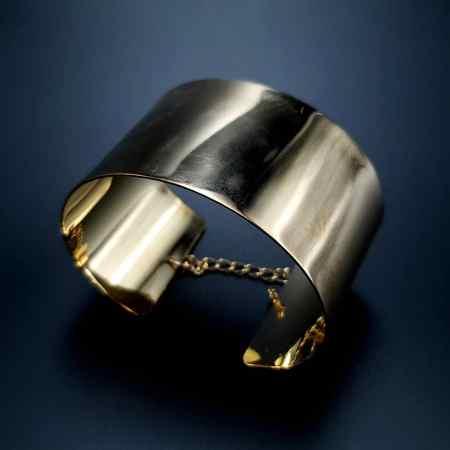 Metal Bracelet Base 65x55x40mm