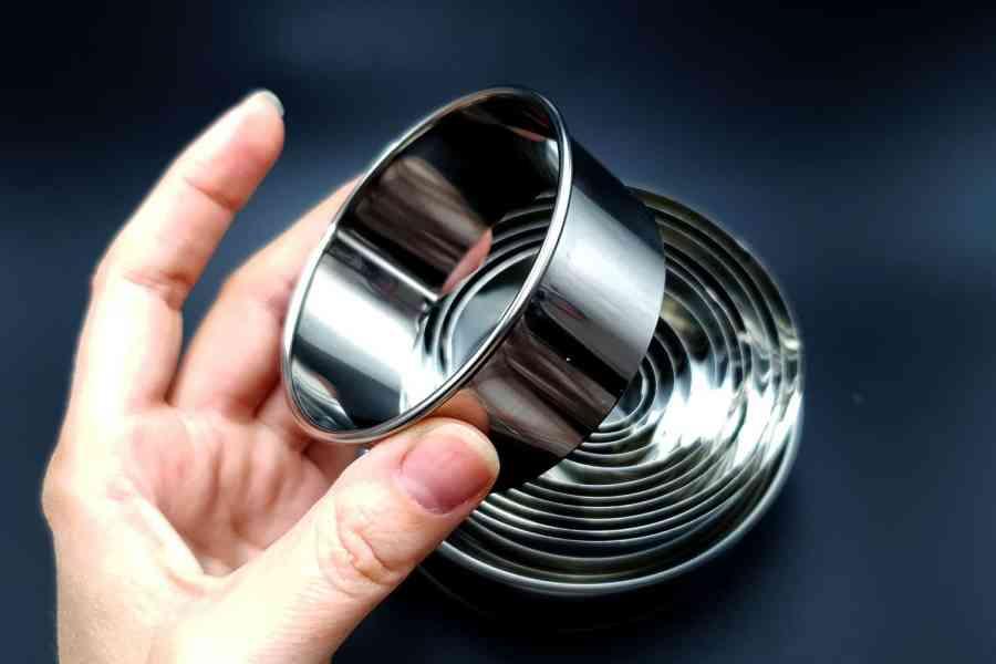 Round Shape Cutters, 12pcs, 3-12 cm 4