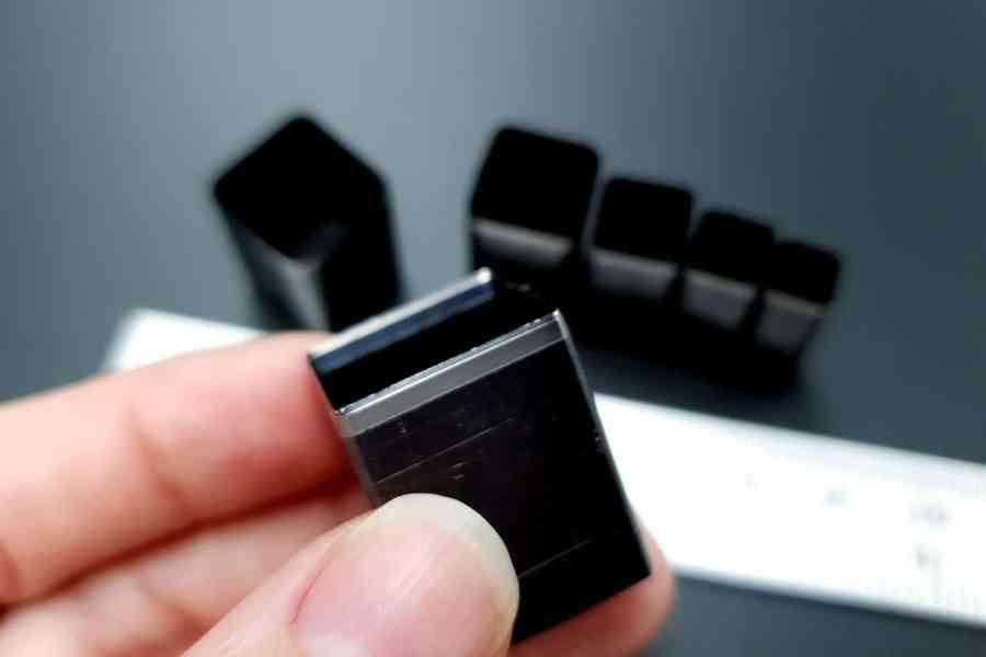 Sharp Cutters Square shape, 6pcs 4