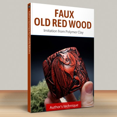 Part 2: Faux Old Red Wood
