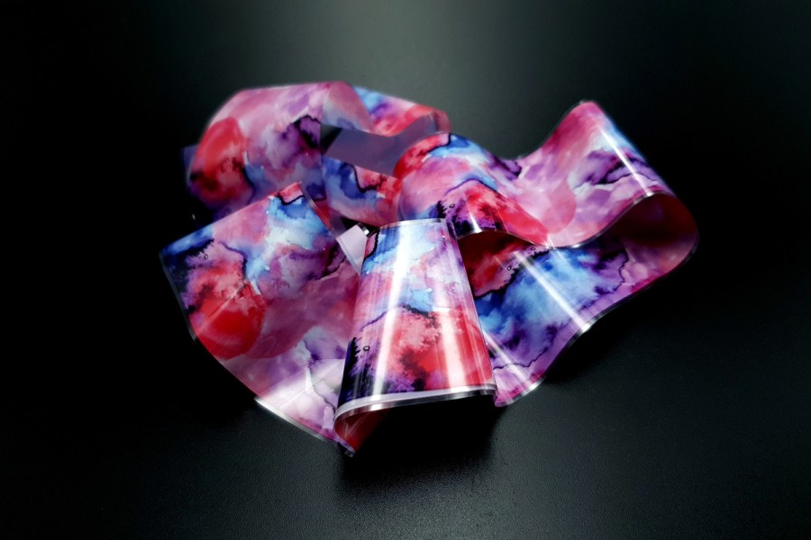 Transfer Foils - Watercolor #1 1
