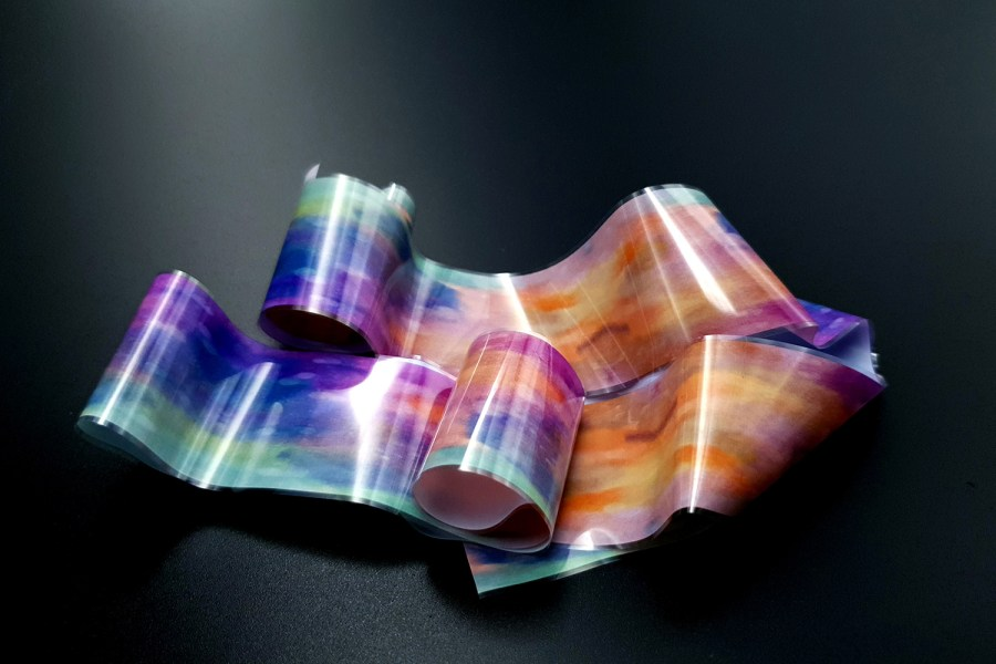 Transfer Foils - Watercolor #2 1