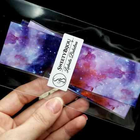 Amazing Galaxy Foils (4x100cm)