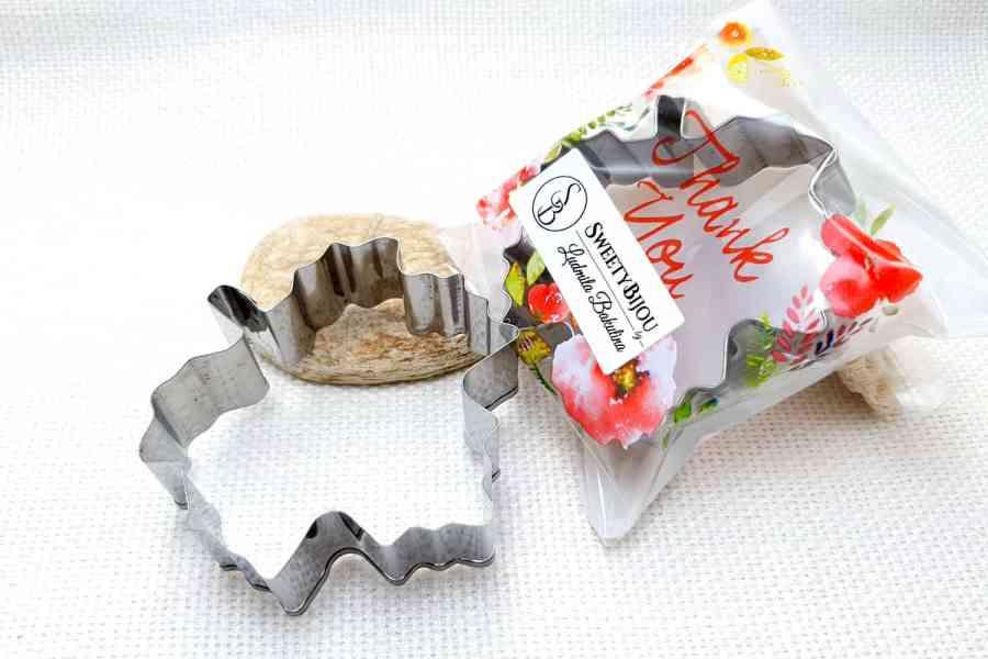 Leaf - Cookie Cutter (1pcs) 1