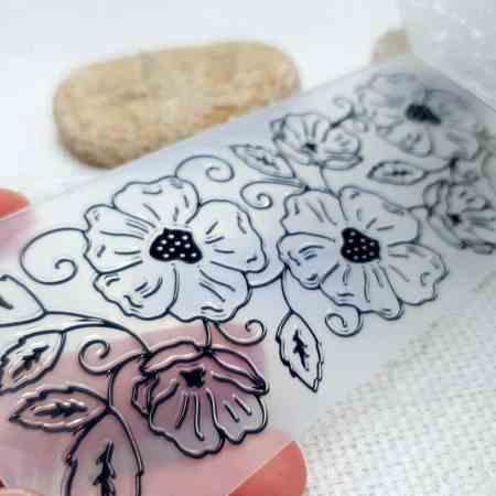 Flowers – Plastic Texture
