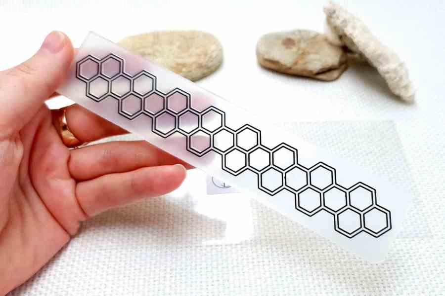 Honeycomb - Plastic Texture 1