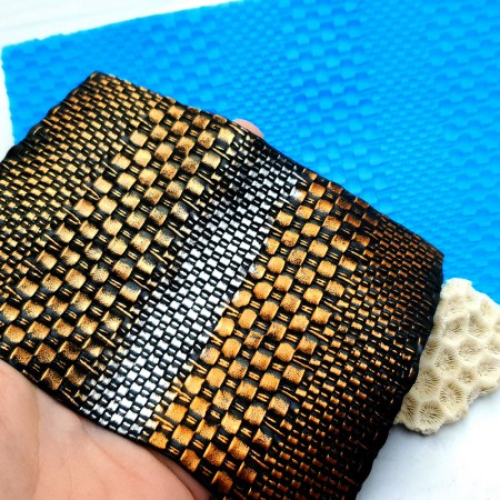 Super Thin Texture – Wicker Rug 2 (190×110)