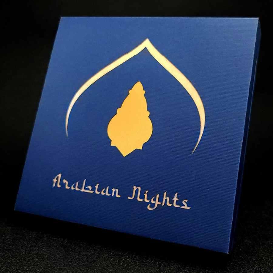 Arabian Nights Cutters #1