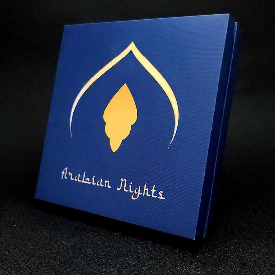 Arabian Nights Cutter #5