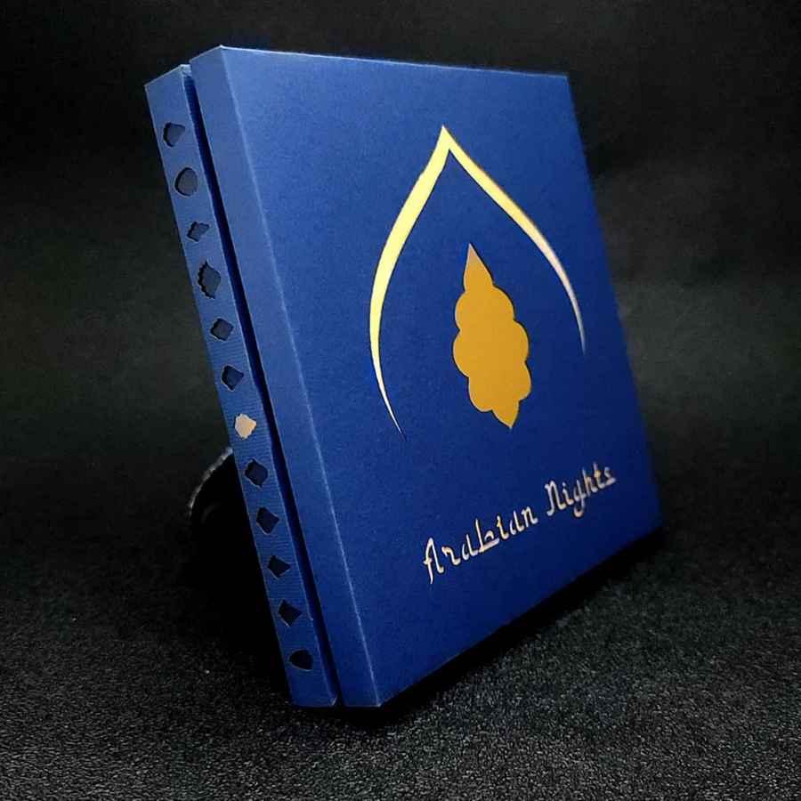 Arabian Nights Cutters #7