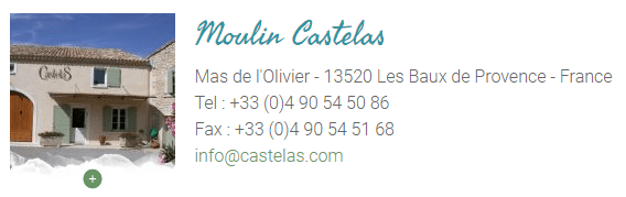 moulin castelas