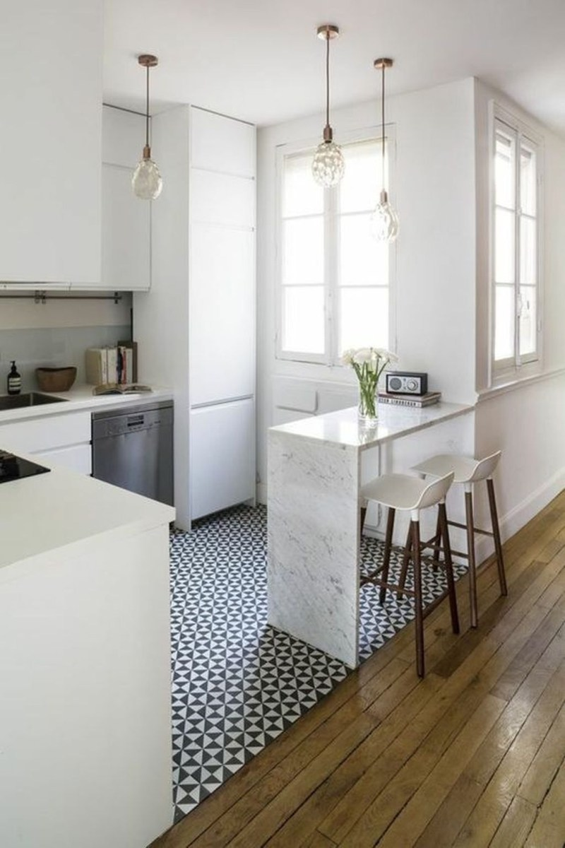 Amazing White Kitchen Design Ideas Which Will Make You Like Cooking 05