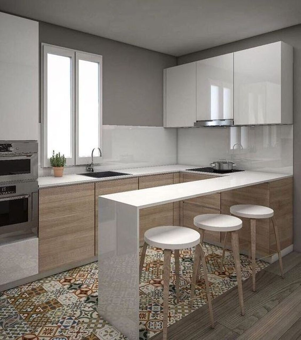 Amazing White Kitchen Design Ideas Which Will Make You Like Cooking 12