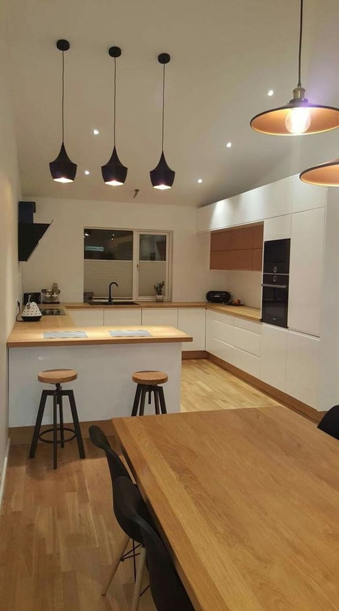 Amazing White Kitchen Design Ideas Which Will Make You Like Cooking 42