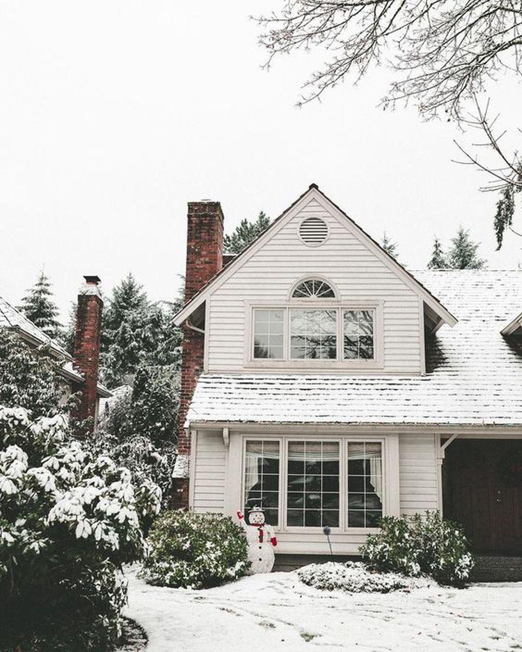 Amazing Winter Garden Landscape 20