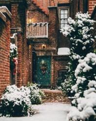 Amazing Winter Garden Landscape 32
