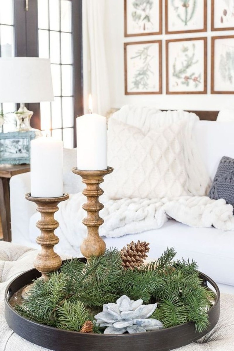 Amazing Winter Home Decoration Ideas 07