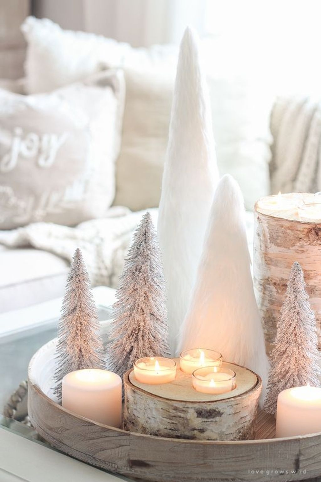 Amazing Winter Home Decoration Ideas 12