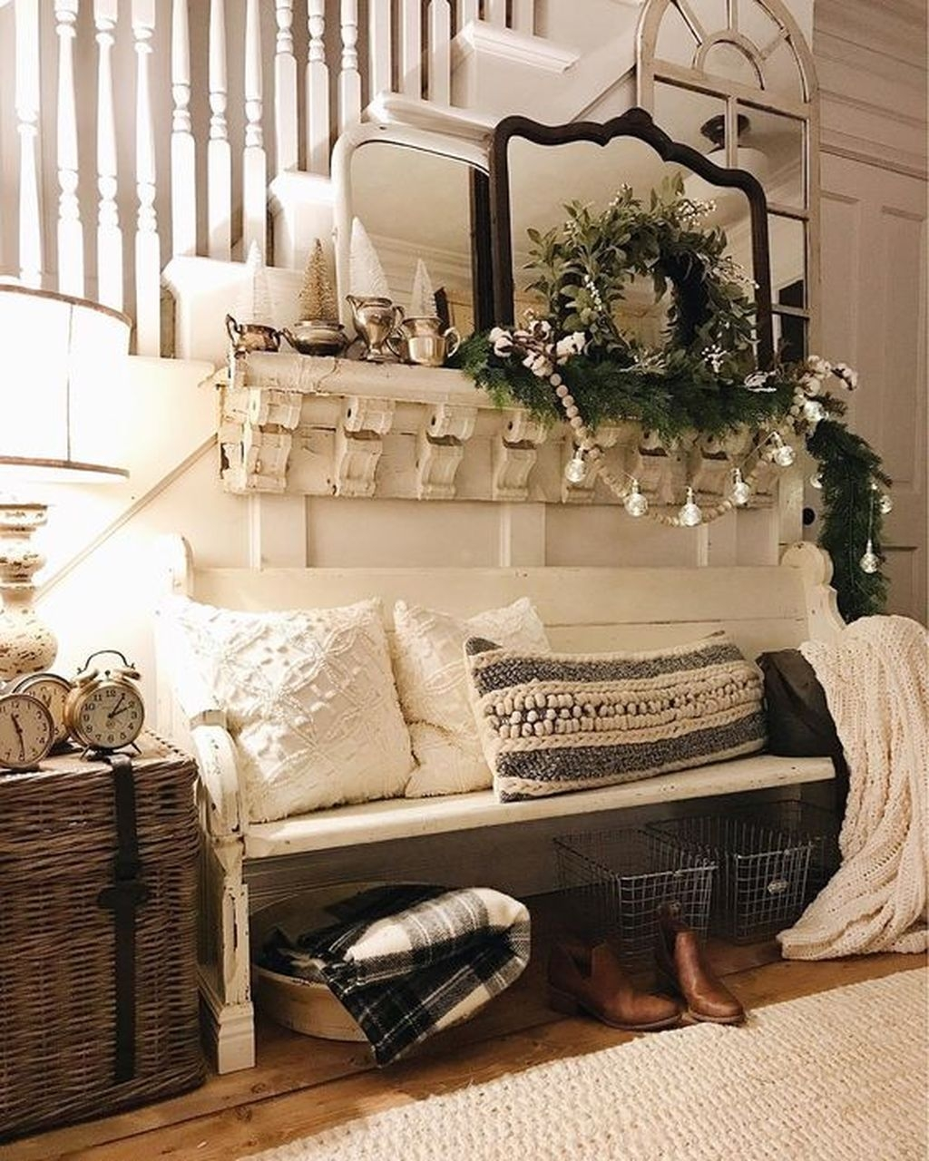 Amazing Winter Home Decoration Ideas 23