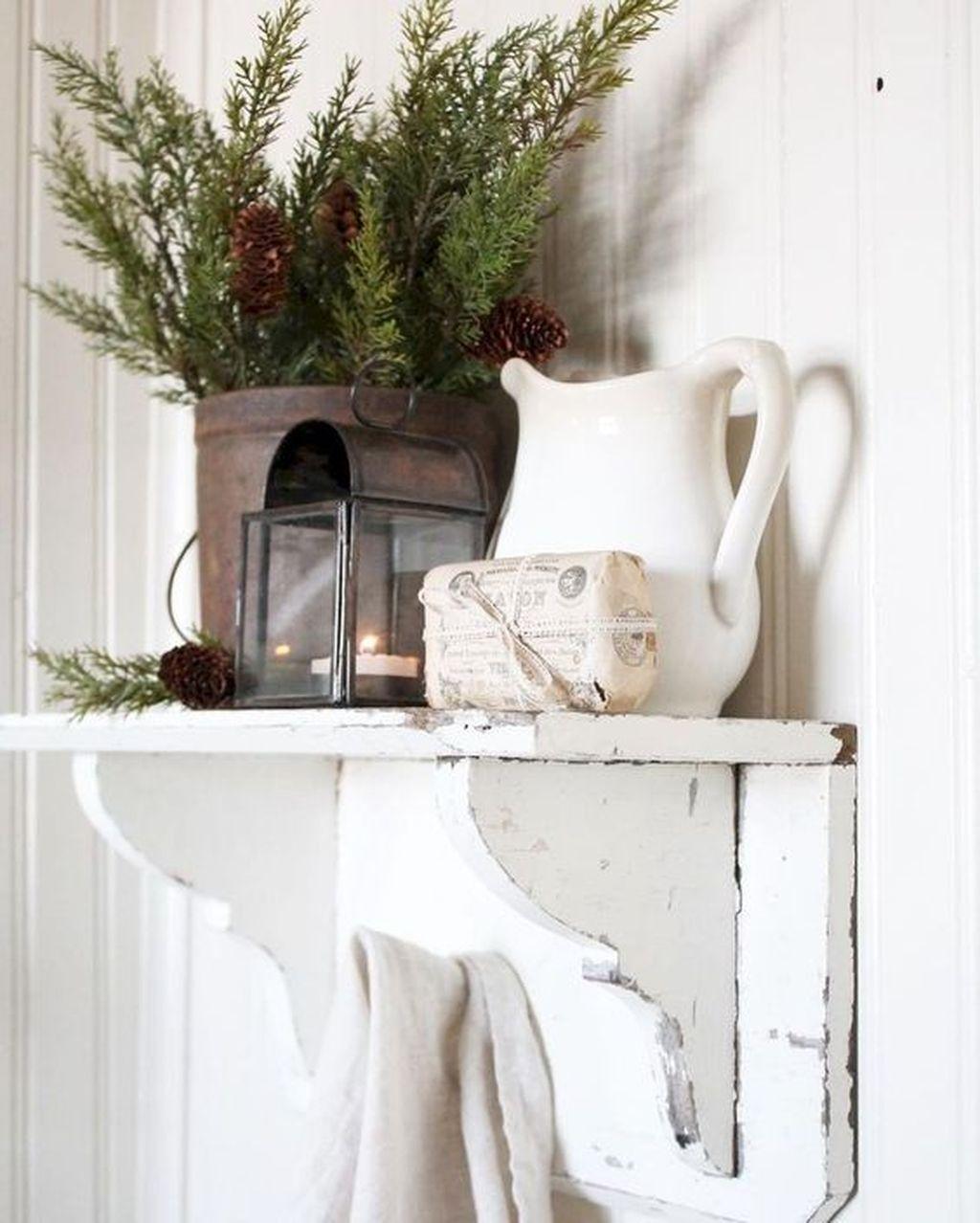 Amazing Winter Home Decoration Ideas 26