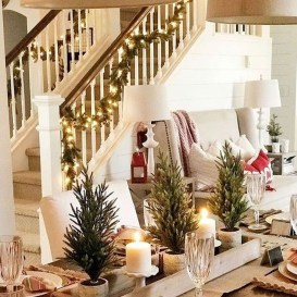 Amazing Winter Home Decoration Ideas 33