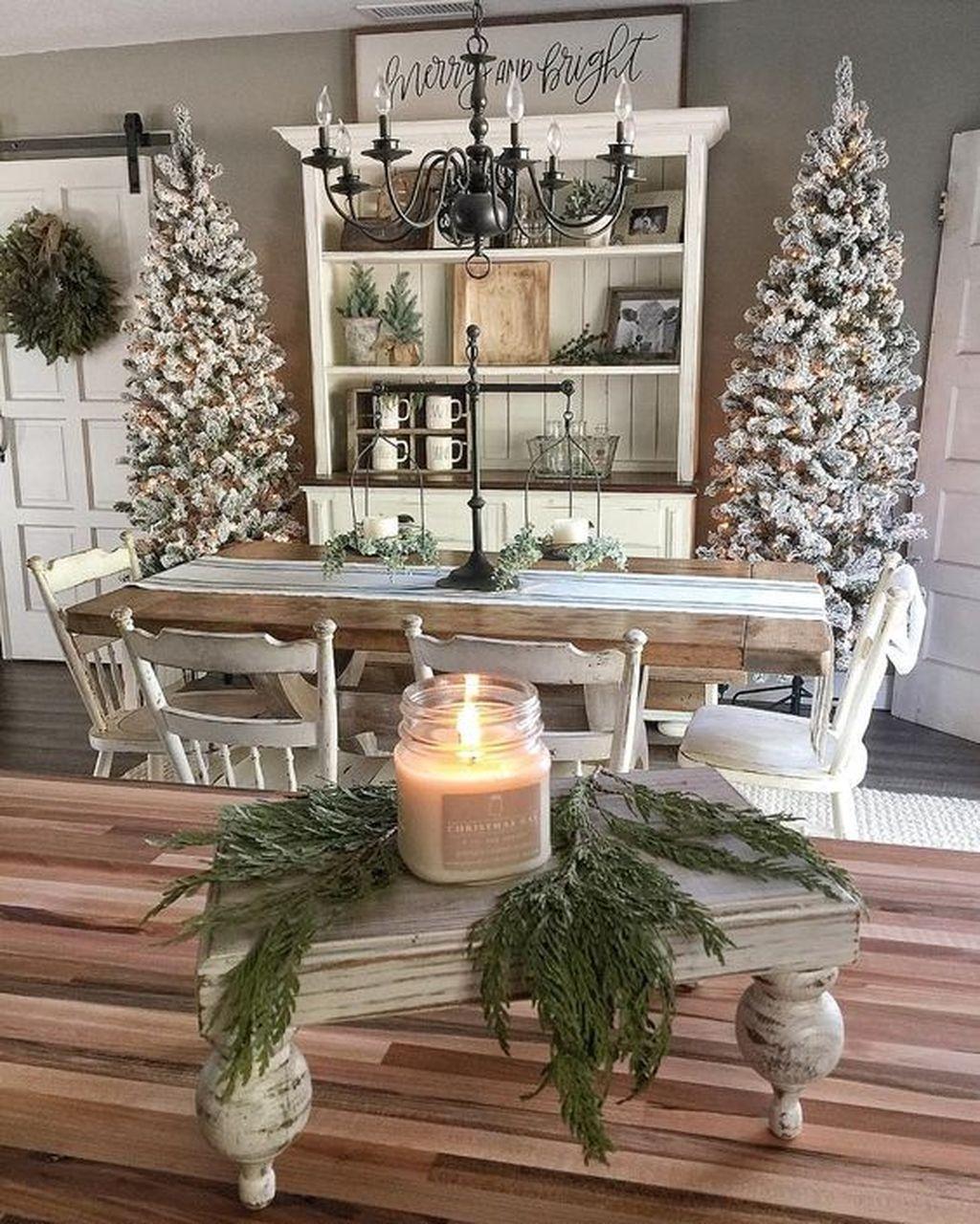 Amazing Winter Home Decoration Ideas 48