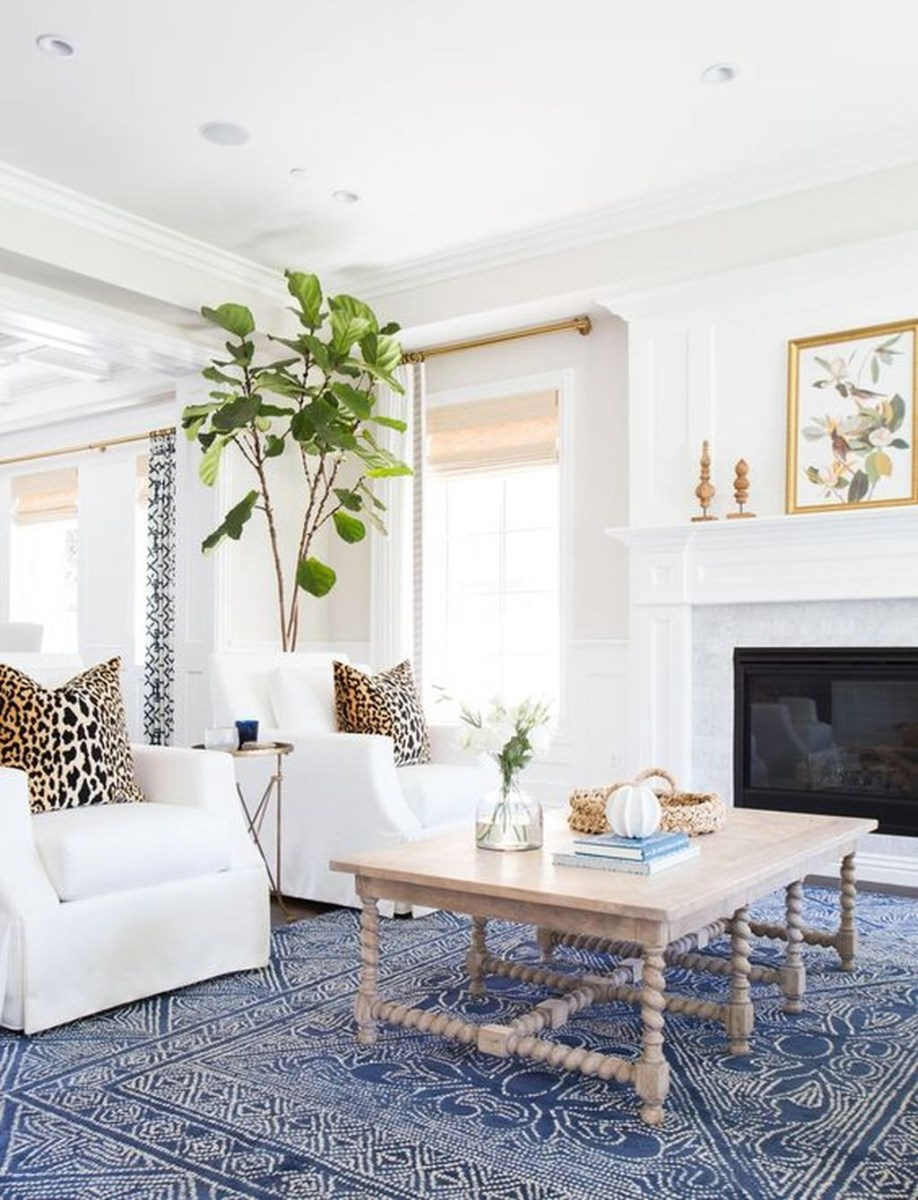 Awesome Winter Simple Living Room Decor Ideas You Must Try 09