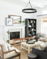 Awesome Winter Simple Living Room Decor Ideas You Must Try 16