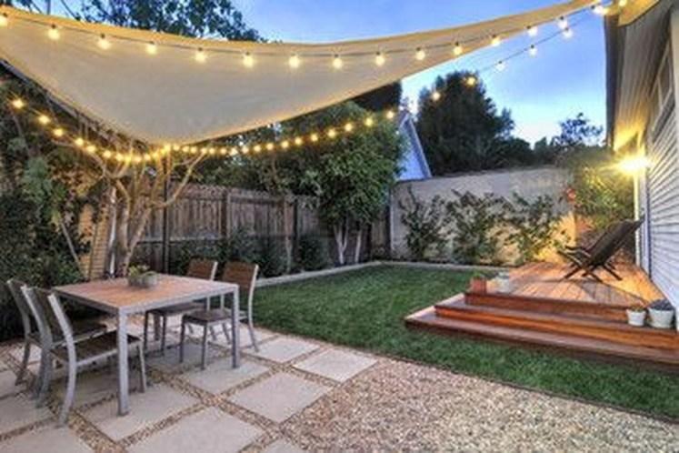 Beautiful Small Backyard Landscaping Ideas 14