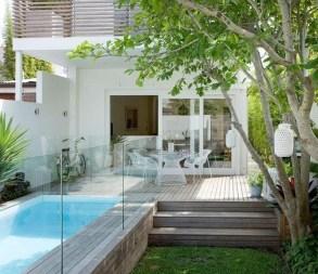 Beautiful Small Backyard Landscaping Ideas 24