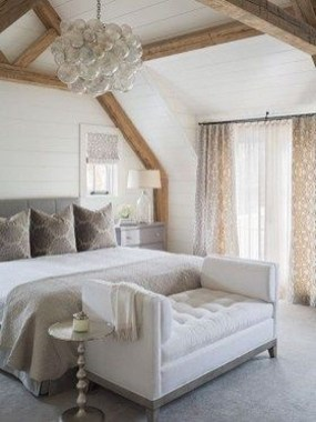 Lovely Winter Master Bedroom Decorations Ideas Best For You 11