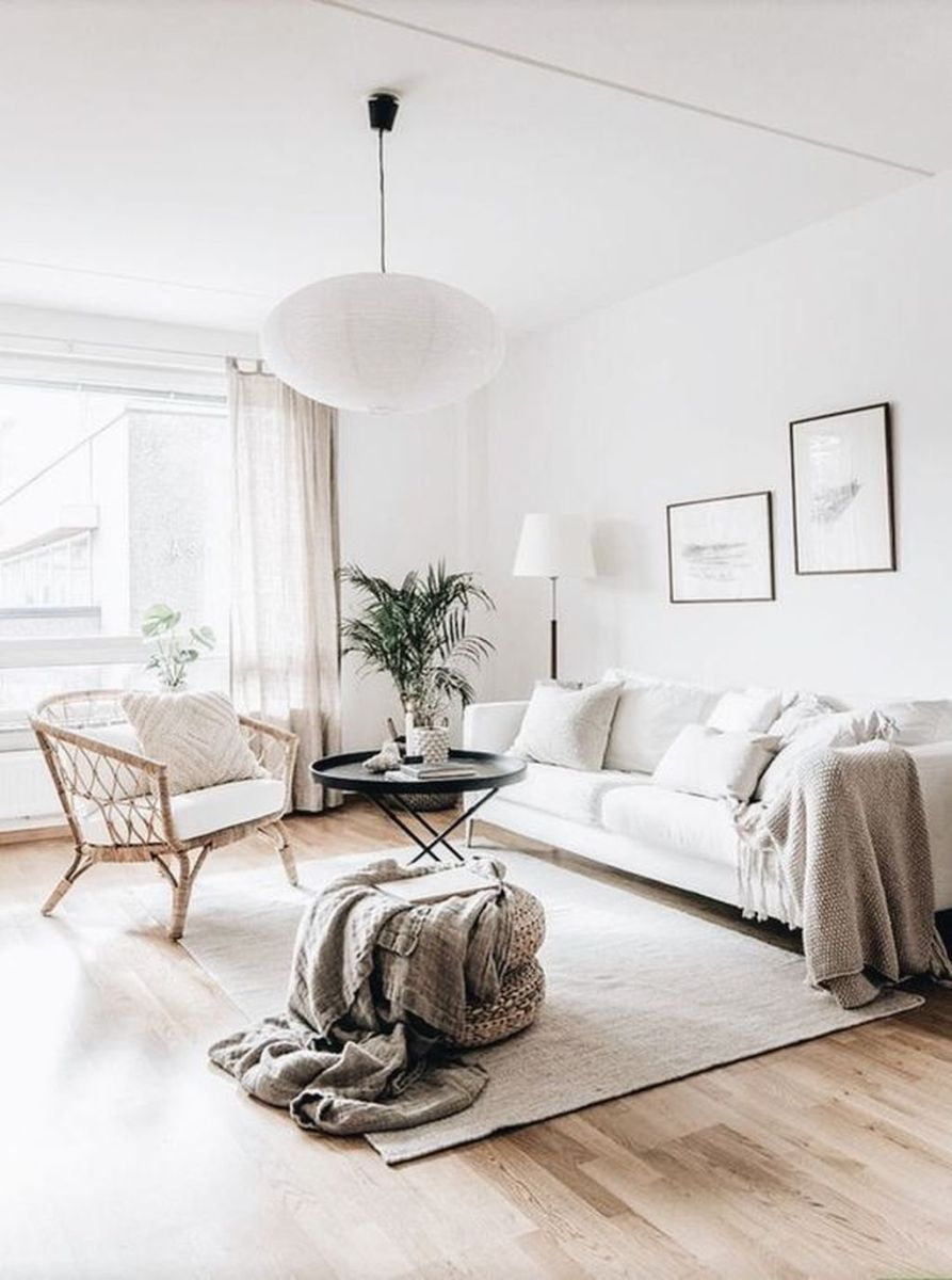 Stunning Winter Living Room Decor Ideas You Should Try 15