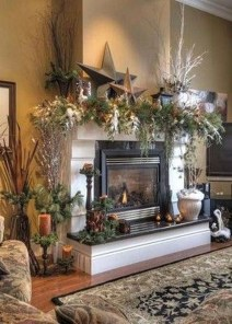 The Best Christmas Fireplace Decoration For Any Home Model 03