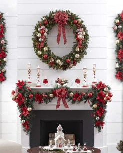 The Best Christmas Fireplace Decoration For Any Home Model 22