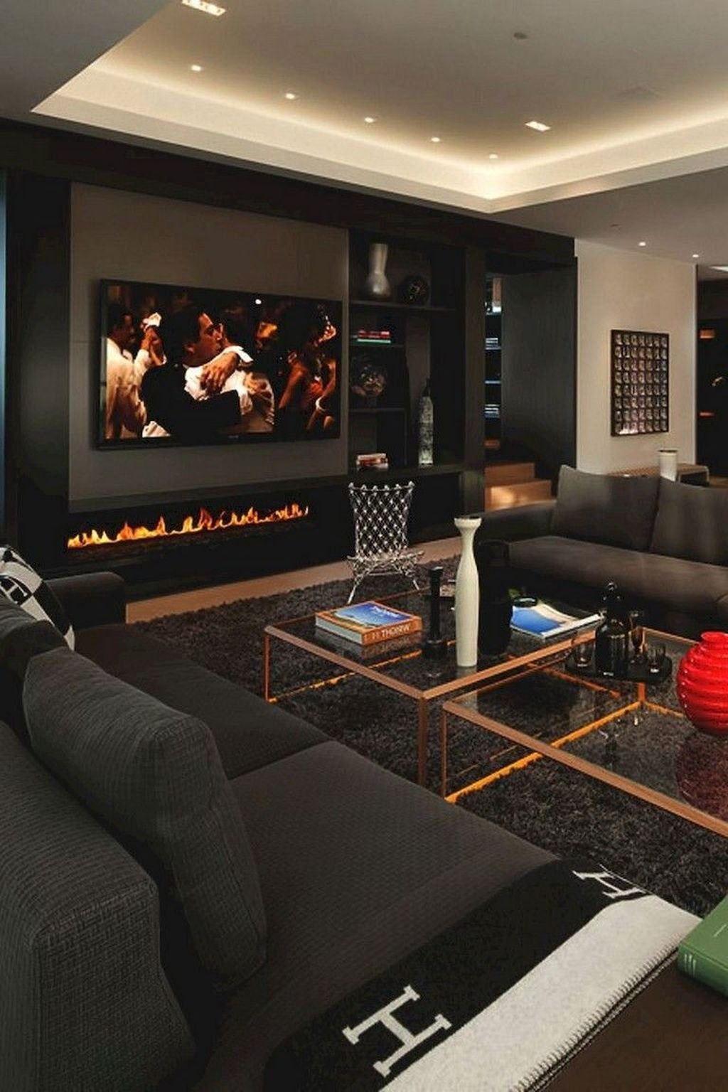 Amazing Modern Living Room Design Ideas 17