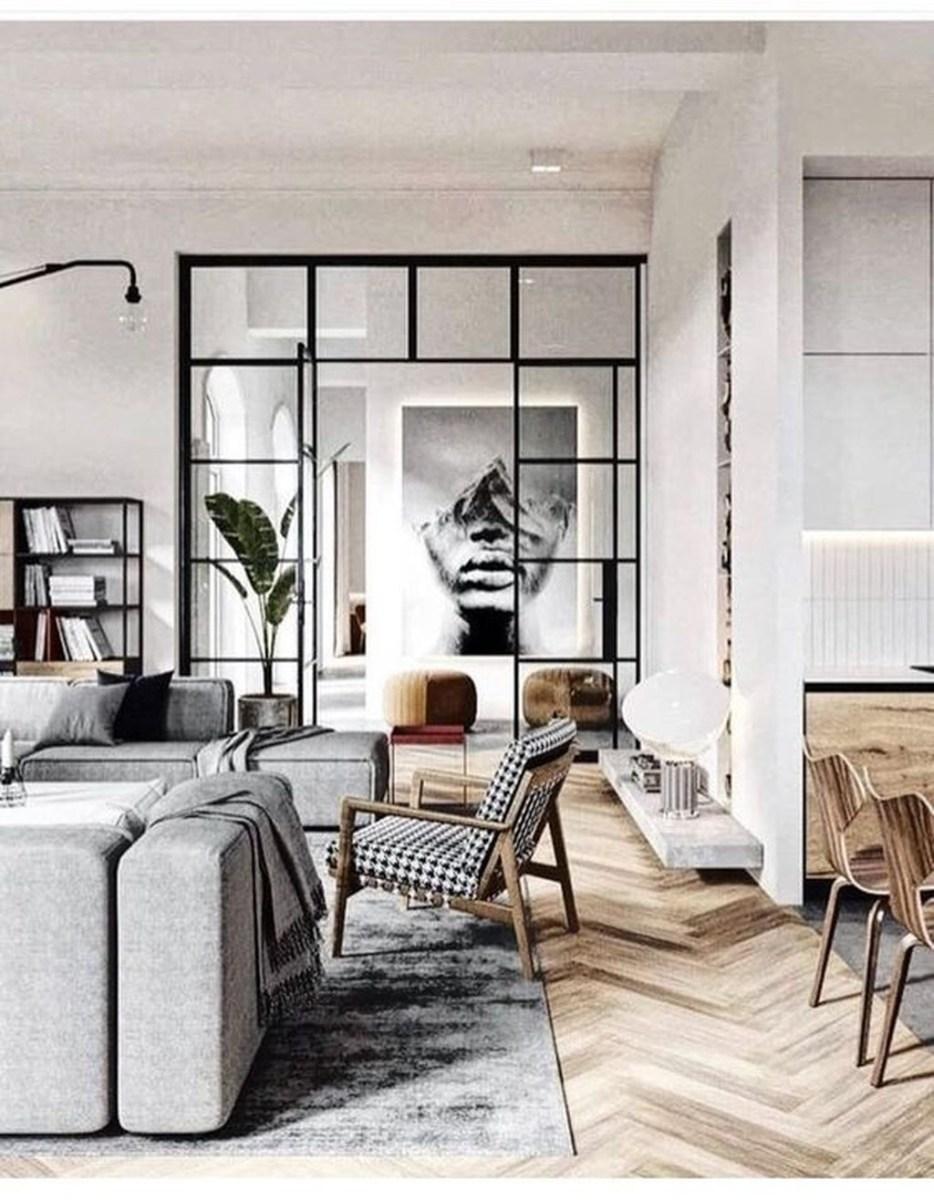 Amazing Modern Living Room Design Ideas 18