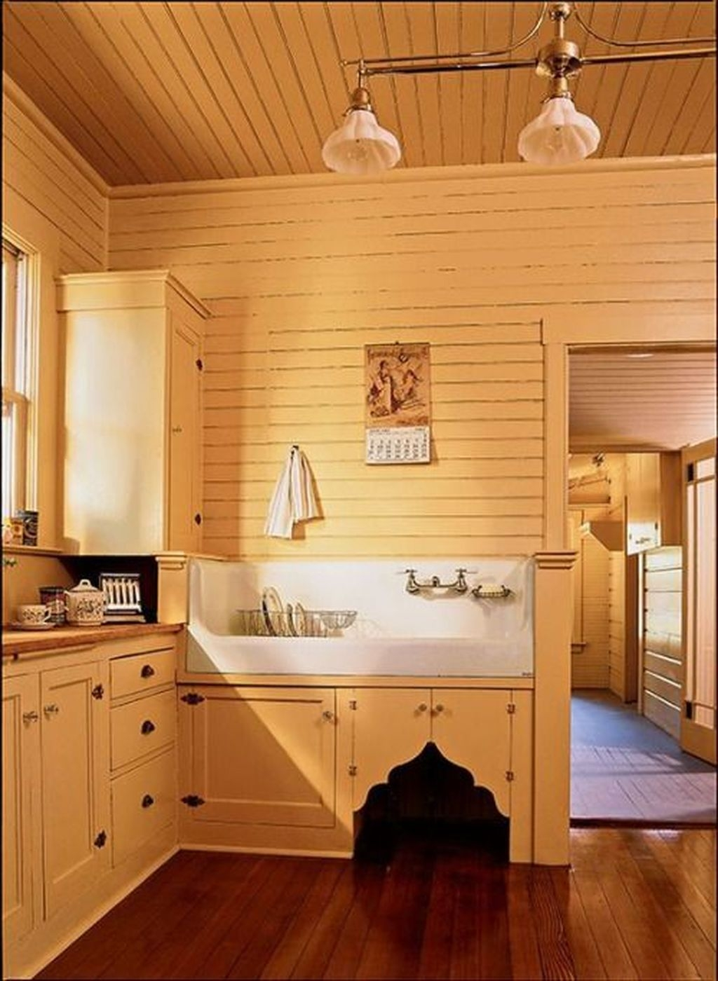 Amazing Remodeling Farmhouse Kitchen Decorations 06