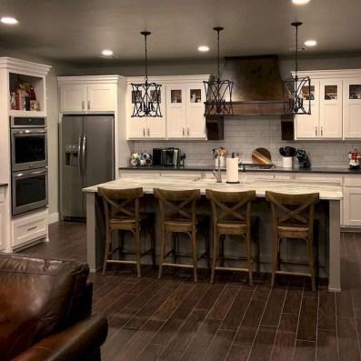 Amazing Remodeling Farmhouse Kitchen Decorations 12