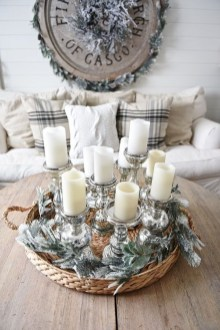 Applying Wooden Planks Correctly To Make Rustic Winter Home Decoration 39