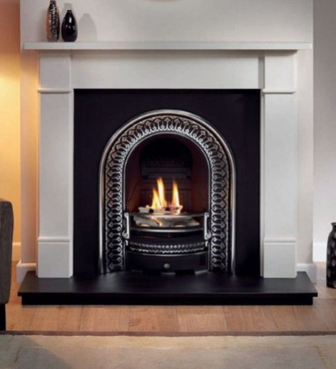 Awesome Fireplace Design Ideas For Small Houses 02