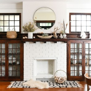 Awesome Fireplace Design Ideas For Small Houses 06