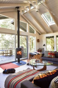 Awesome Fireplace Design Ideas For Small Houses 07